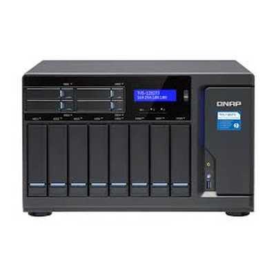 сетевой RAID-накопитель Qnap TVS-1282T3-i5-16G