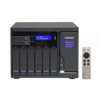 сетевой RAID-накопитель Qnap TVS-882-I5-16G