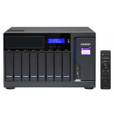 сетевой RAID-накопитель Qnap TVS-882BRT3-i5-16G