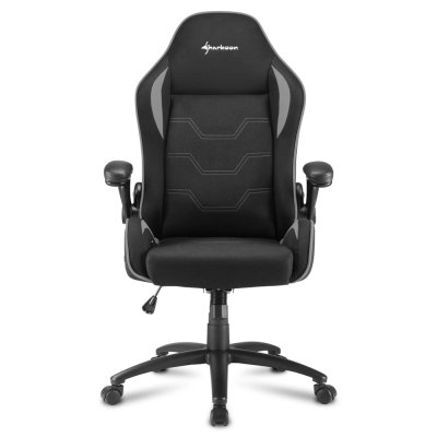 игровое кресло Sharkoon Elbrus 1 Black-Grey