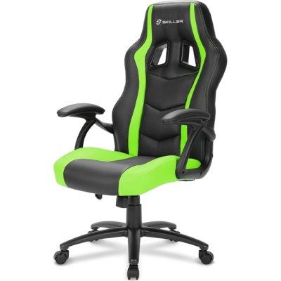 игровое кресло Sharkoon Skiller SGS1 Black-Green