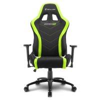 Игровое кресло Sharkoon Shark Skiller SGS2 Black-Green