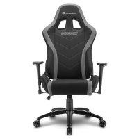 Игровое кресло Sharkoon Shark Skiller SGS2 Black-Grey