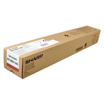 картридж Sharp MX60GTMA/MX61GTMA