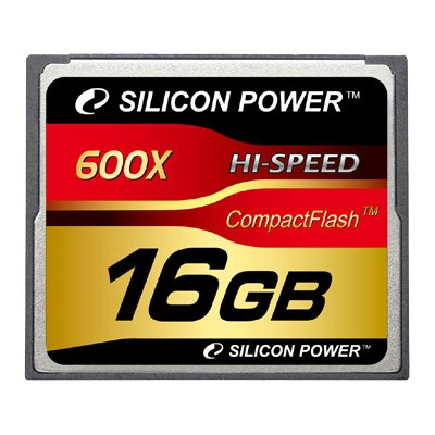 карта памяти Silicon Power 16GB SP016GBCFC600V10