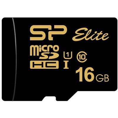 карта памяти Silicon Power 16GB SP016GBSTHBU1V1GSP