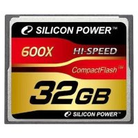 Карта памяти Silicon Power 32GB SP032GBCFC600V10
