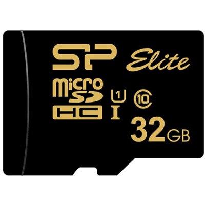 карта памяти Silicon Power 32GB SP032GBSTHBU1V1GSP
