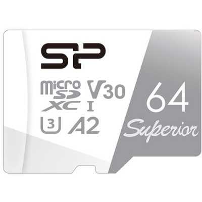 карта памяти Silicon Power 64GB SP064GBSTXDA2V20