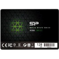 SSD диск Silicon Power A56 128Gb SP128GBSS3A56B25
