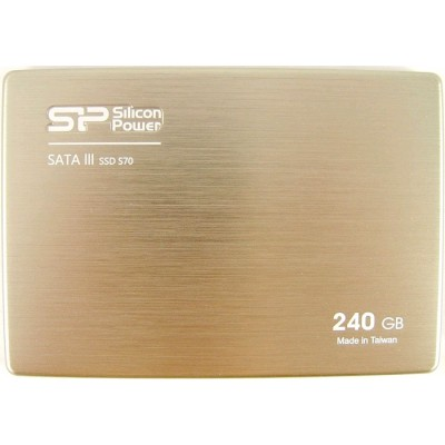 SSD диск Silicon Power Slim S70 240Gb SP240GBSS3S70S25