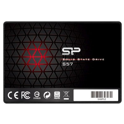 SSD диск Silicon Power SP120GBSS3S57A25
