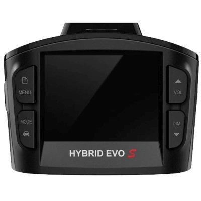 видеорегистратор SilverStone F1 Hybrid Evo S