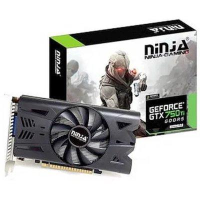 видеокарта Sinotex nVidia GeForce GTX 750 Ti 2Gb NK75TI025F