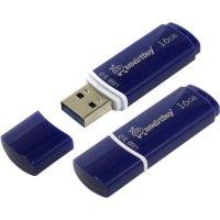 Флешка SmartBuy 16GB SB16GBCRW-Bl