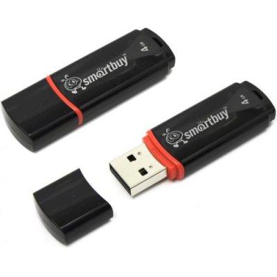флешка SmartBuy 4GB SB4GBCRW-K