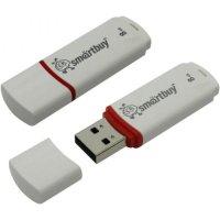 Флешка SmartBuy 8GB SB8GBCRW-W