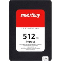 SSD диск SmartBuy Impact 512Gb SBSSD-512GT-PH12-25S3