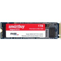 SSD диск SmartBuy Impact E12 1Tb SBSSD-001TT-PH12-M2P4