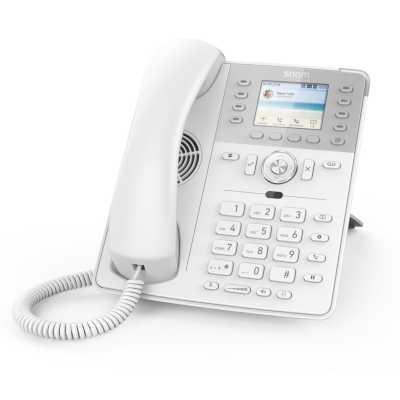 IP телефон Snom D735 White + A100D