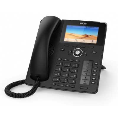 IP телефон Snom D785 RU Black