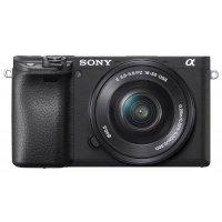 Фотоаппарат Sony Alpha A6400LB ILCE6400LB.CEC