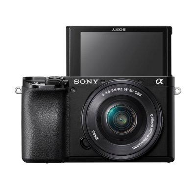 фотоаппарат Sony Alpha ILCE-6100LB