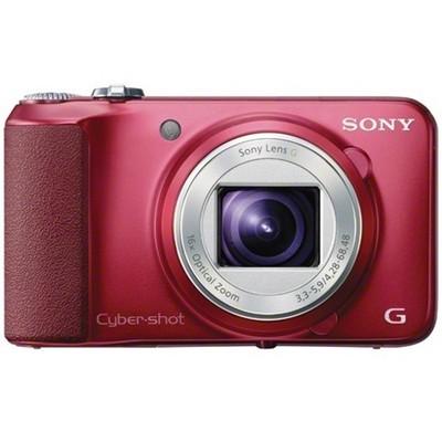 фотоаппарат Sony Cyber-shot DSC-H90 Red