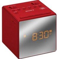 Радиочасы Sony ICF-C1T Red