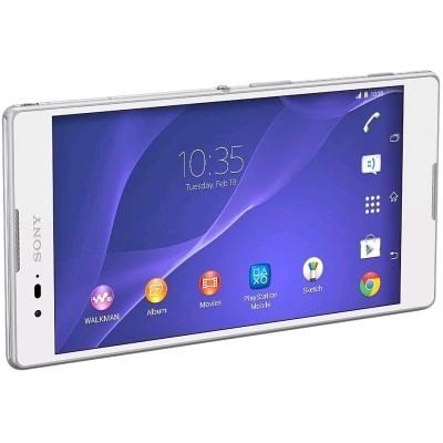 смартфон Sony Xperia T2 Ultra dual White