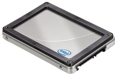 SSD диск Intel SSDSA2MH080G2C1