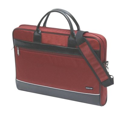 сумка Cross Case CC17-014 Black-Burgundy