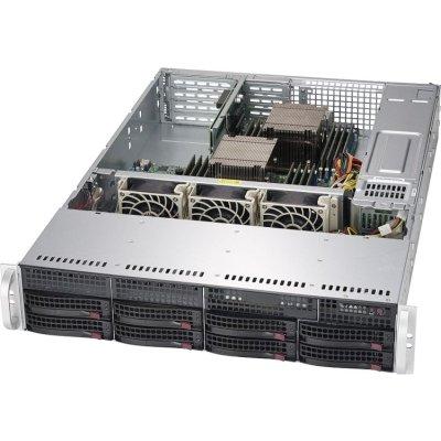 корпус SuperMicro CSE-825TQC-R740WB