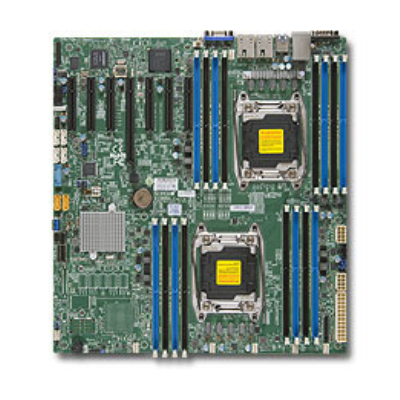 материнская плата SuperMicro MBD-X10DRH-I