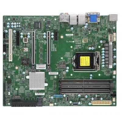 материнская плата SuperMicro MBD-X11SCA-F-O