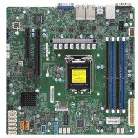 Материнская плата SuperMicro MBD-X11SCH-LN4F-O