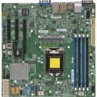 Материнская плата SuperMicro MBD-X11SSH-F-B