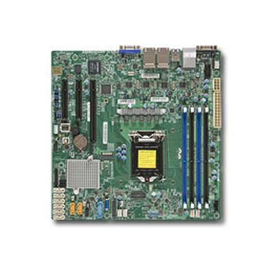 материнская плата SuperMicro MBD-X11SSH-LN4F
