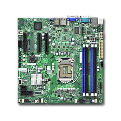 материнская плата SuperMicro MBD-X9SCL-F