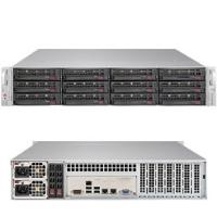 Сервер SuperMicro SSG-6029P-E1CR12H