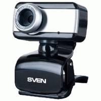 Веб-камера Sven IC-320 black-silver