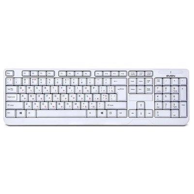 клавиатура Sven KB-C2200W White