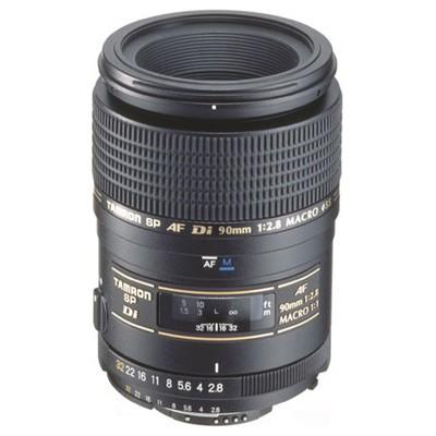 объектив Tamron SP AF 90/2.8 DI Macro 1:1 Nikon