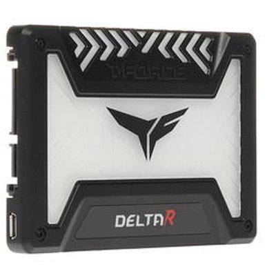 SSD диск Team Group Delta R RGB 1Tb T253TR001T3C315