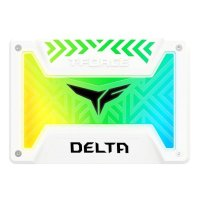 SSD диск Team Group Delta R RGB 250Gb T253TR250G3C415