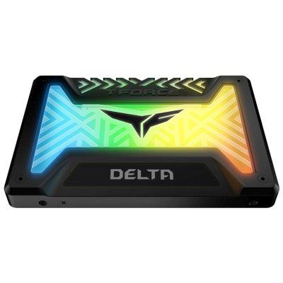 SSD диск Team Group Delta RGB 1Tb T253TR001T3C313