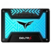 SSD диск Team Group Delta S RGB 250Gb T253TR250G3C312