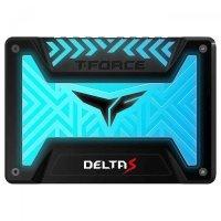 SSD диск Team Group Delta S RGB 250Gb T253TR250G3C312