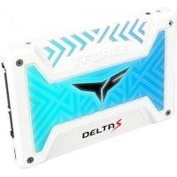 SSD диск Team Group Delta S RGB 250Gb T253TR250G3C412