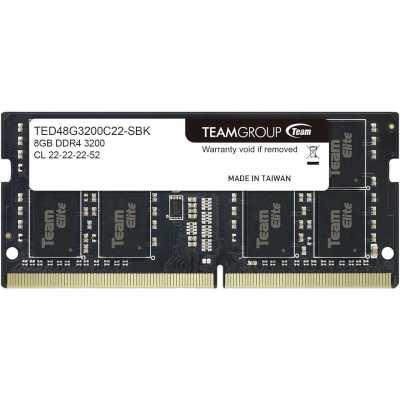 оперативная память Team Group Elite TED48G3200C22-S01